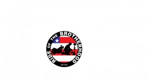 CirclePartLogoOnly Ride of the brotherhood