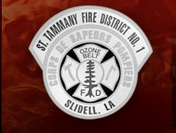 slidell fire logo